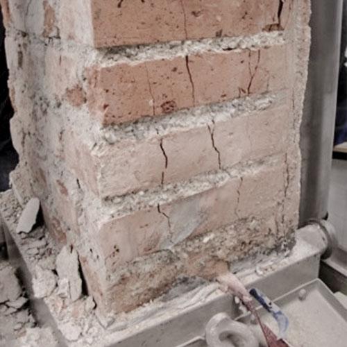 Mauerwerksprüfung